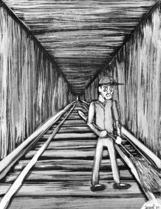 103 El fantasma del Metro Pino Suárez 1