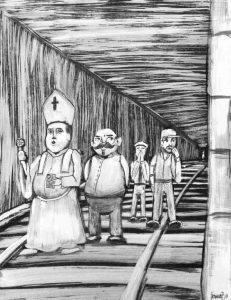 104 El fantasma del Metro Pino Suárez 2