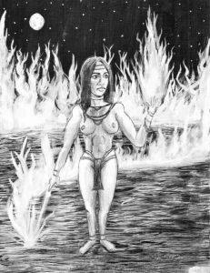 106 Xiuhtecuhtli, el dios del fuego