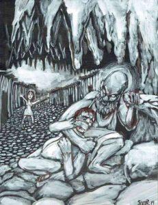 121 La mujer infiel y el Diablo 2
