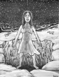 123 La bruja de Seybaplaya, Campeche