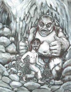 39 La gruta del Negro