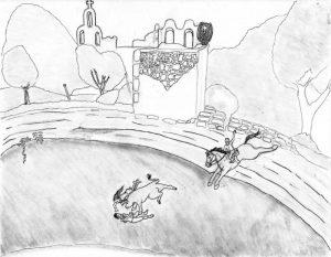 41 El caballo que brincó en cenote de Tabi