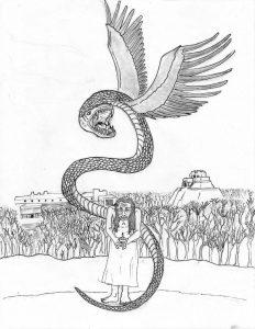 46 La serpiente Hapaikán