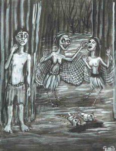 52 Las brujas en Querétaro