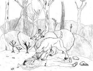 57 El perro de cera (2)