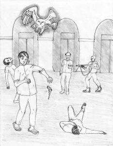 68 Tunk'uruchú, el pájaro agorero (1)