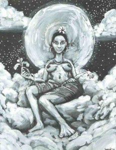 69 Ixchel la diosa de la Luna