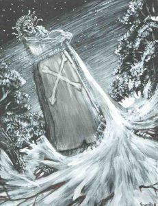 70 Ix Chebel Yax diosa de la Tierra