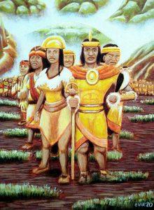 74 El orgen de los incas