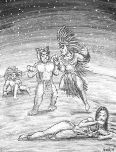 80 Las eras del mundo azteca