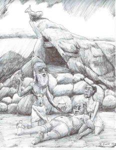 86 La cueva de Papá Antonio