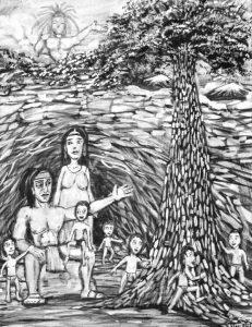 93 El origen de los mazahuas y Nguemore