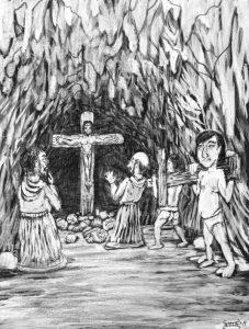 97 Oztotéotl y el Cristo de Chalma 1