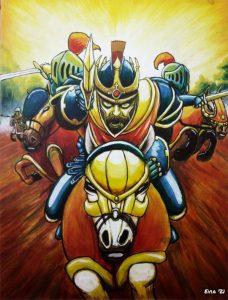 127 El rey Arturo
