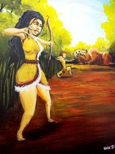 129 Atalanta, la mujer argonauta