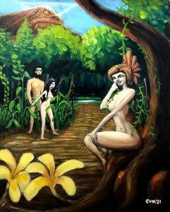 132 Lilith, la primera esposa de Adán