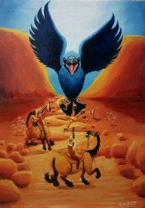 91 El Pájaro del Trueno